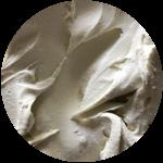 Matcha mit weißer Schokolade